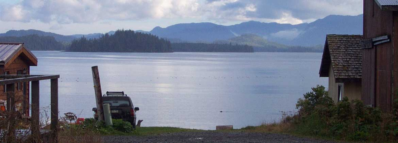 Reservation Roads Program | Kasaan, Alaska