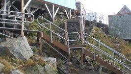 Little Diomede Community Boardroad Improvements   Little Diomede, AK